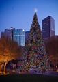 2017 Christmas Tree..Klyde Warren Park Dallas TX