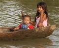 Sisters, Ucayali Riverdwellers