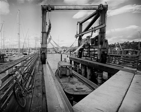 Sausalito Boatyard