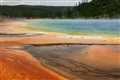 Grand Prismatic Hot Spring, Yellowstone NP