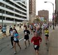 Pittsburgh Marathon 2010