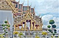 The Thai Royal Palace, Bangkok, Thailand