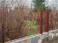 religious fence