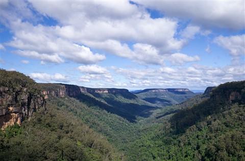 Fitzroy Falls (c), NSW