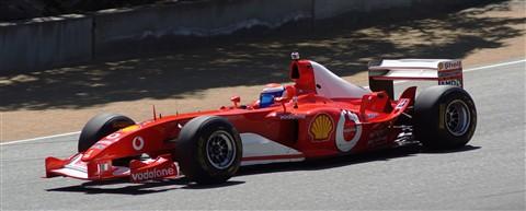 F1@ Laguna Seca Monterey