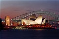 Sydney Opera House/Harbour Bridge