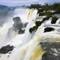 Iguacu falls from Argentina side