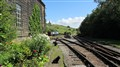 Goods shed at Oakworth