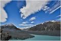 The Tasman Glacier terminus