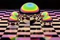 Rainbow Ball Bearings
