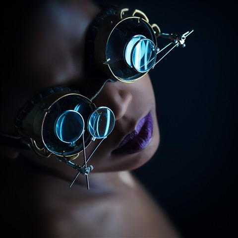 Steampunk Glasses 4