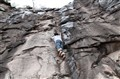 rock climbing - No Safety