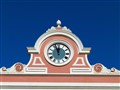 Central Train Station clock
