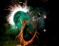 Fire Dancing - Paris