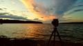 Sunset d810