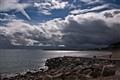 Storm over Lyme Regis