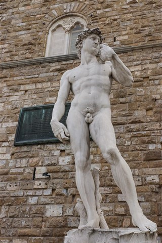 David of Piazza Signoria