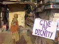 Give Me Dignity - Celebrating Womanhood?