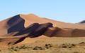 Sand Sculpture, Namibia Desert