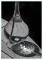 Glas Vase