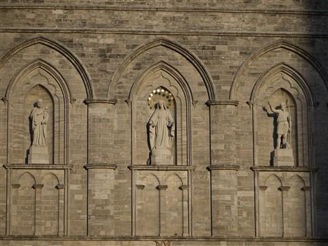 Basilique Notre-Dame (detail)