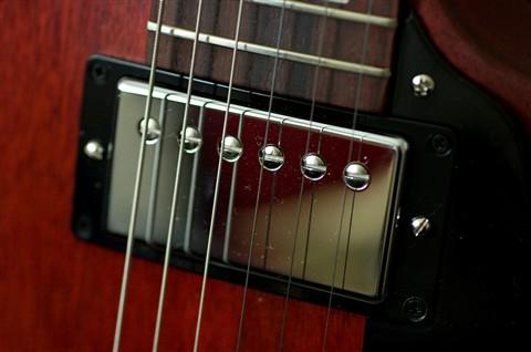 Gibson Les Paul Burstbucker Pro