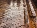 Stradun- The floor in the old town of Dubrovnik