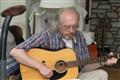 Bill & his Guitar