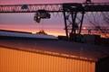 shutdown of industrie