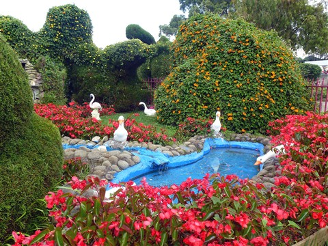 Parque Zarcero