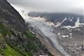 Swiss Alpine Glacier