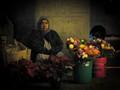 Flower Seller, Oakland, CA