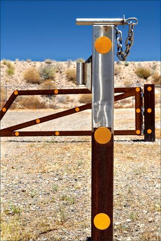 Gatepost #2