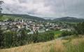Natters village, Stubai Alps, Austria