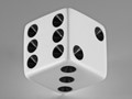A die (or dice, depending on your mood. :D)