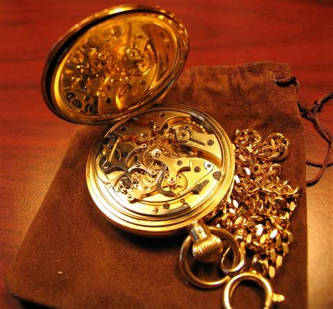 ~ 1893 18kt Swiss Jeweled Masterpiece