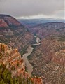 Down Into The Green River Canyon