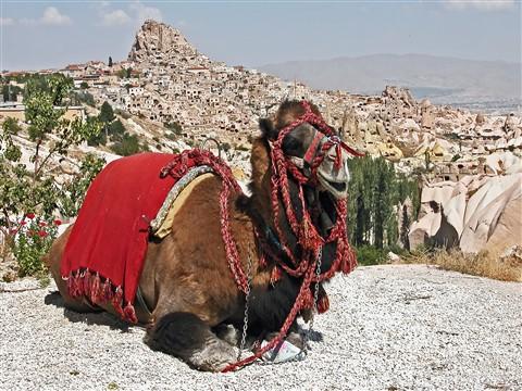 Cappadocia smile