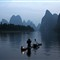 Dawn on the Li River