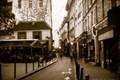Market Area St. Germaine, Paris, France, 2011.