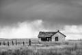 Old Settler's Home Near Forsyth, MT