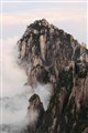 Celestial Peak on Huangshan [Yellow Mountain]