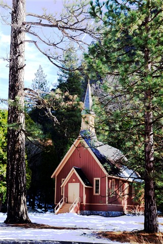 Little Red Chapel