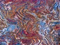 stone swirls