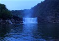 Cumberland Falls Twilight Haze