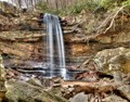 Waterfall Youghiogheny River