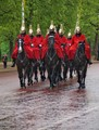 The Horse Guard arrives