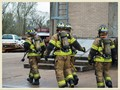 Courageous Fire Fighters