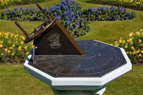 Sundial; Lyme Park, Cheshire