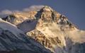Everest from Tibet, 1982